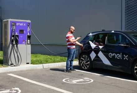 Enel X România lansează rețeaua de puncte de încărcare a vehiculelor electrice