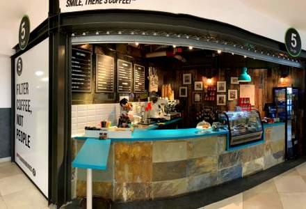 5 to go oferă un an fără taxe de franciză antreprenorilor care vor să deschidă noi cafenele