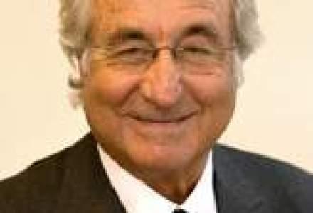 Sotia lui Madoff a retras 15,5 mil. dolari cu cateva zile inainte de arestarea acestuia
