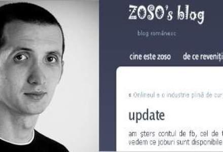 Zoso: Nu exista corectitudine in business, fiecare trage cat poate spuza pe turta lui