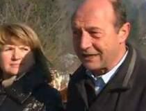 Presedintele Traian Basescu...