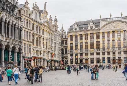 Portul măştii, obligatoriu în regiunea Bruxellesului