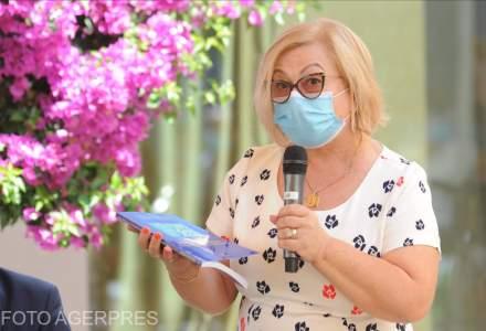 EXCLUSIV | Dr. Carmen Dorobăț: Până când nu vom avea un număr de infectari din trei cifre nu putem vorbi de optimism