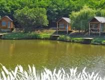 Vacanță în natură. Lacul...