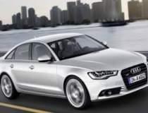 Audi accelereaza spre varf:...
