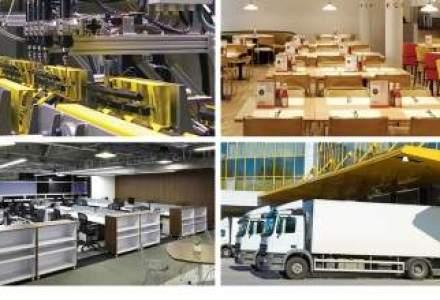 Crestere spectaculoasa a tranzactiilor de spatii industriale si logistice
