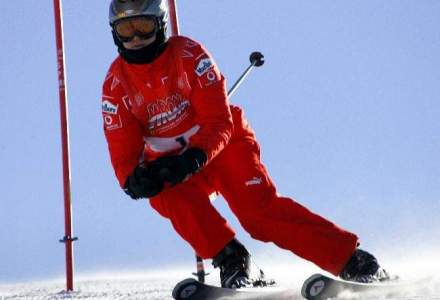 Michael Schumacher, ranit grav intr-un accident de schi