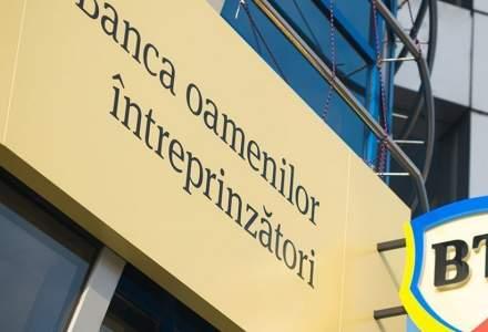 Grupul Financiar Banca Transilvania a obţinut un profit net în scădere la 690 milioane de lei, la 30 iunie