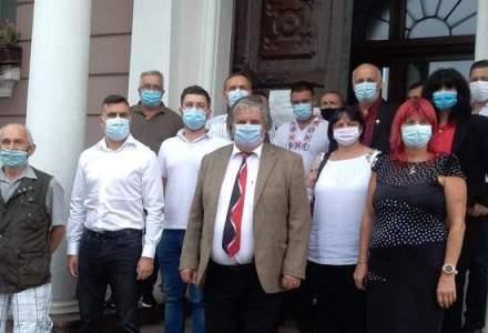 Primii trei candidați ai PSD de pe listele de consilieri din Lugoj au împreună 200 de ani