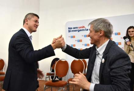 Dan Barna: Congresul USR a aprobat fuziunea cu PLUS