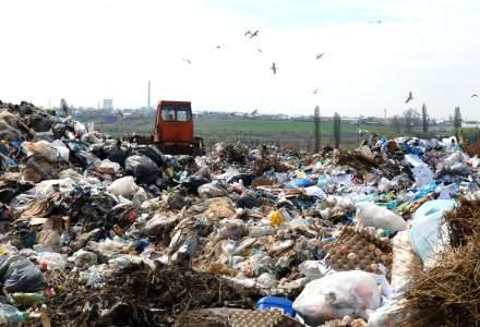 Groapa de gunoi din Chiajna este ilegală. Autorizația de mediu a fost suspendată de instanță