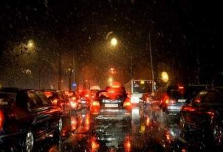 Traficul pe DN1 se aglomereaza odata cu revenirea turistilor