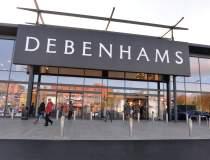 Retailerul Debenhams...