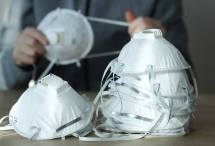 Masca redevine obligatorie în multe spații publice din Cehia