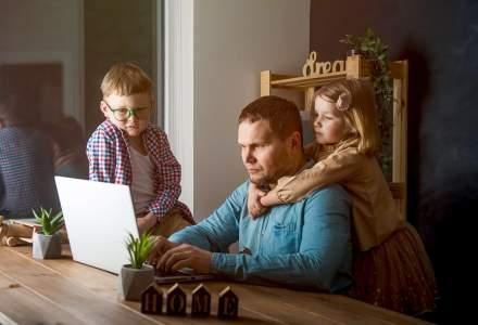Șefii nu se mai tem că îți scade productivitate când lucrezi de acasă și vor să o faci pe termen lung