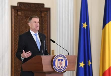 Stare de alertă | Klaus Iohannis: România are nevoie de autostrăzi și căi ferate