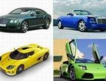 Piata auto de lux a crescut...
