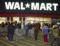 Wal-Mart: Profit in scadere...