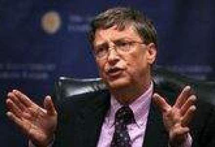 Amprente ale crizei: Investiiile lui Bill Gates au scazut cu 20% in ultimul trimestru din 2008