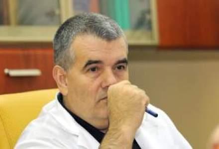 Medicul Serban Bradisteanu, achitat pentru coruptie
