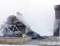 Un val de frig istoric si...