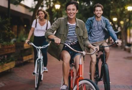 Cât plătesc românii, în medie, pentru o bicicletă