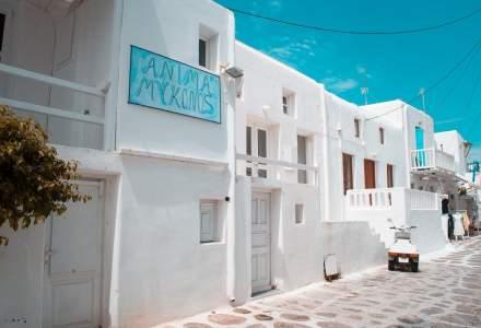 Noi restricții în insulele grecești Halkidiki și Mykonos. Masca devine obligatorie