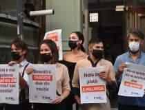 PROTEST: Angajații din HoReCa...