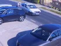 Imagini virale cu șoferul de...