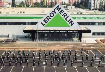 Leroy Merlin a deschis cel de-al patrulea magazin în București şi ajunge la o reţea de 18 unităţi în România