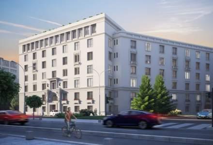 Hagag a finalizat lucrările la proiectul de birouri H Victoriei 109 din Capitală