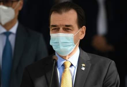 Ludovic Orban: Nici Marcel Ciolacu nu a purtat mască la Parlament, nici Victor Ponta