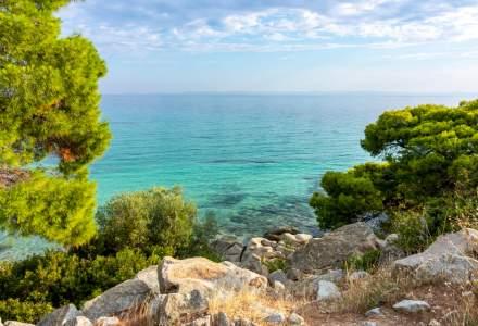 Top CINCI plaje exotice în peninsula grecească Halkidiki