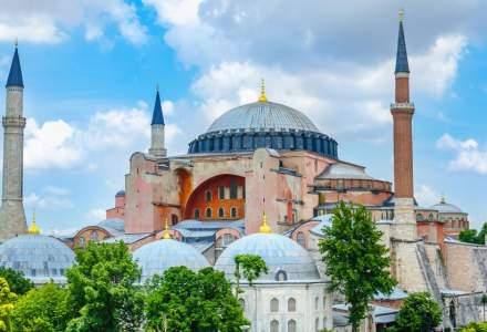 Încă o biserică bizantină din Turcia, transformată în moschee, după Hagia Sofia