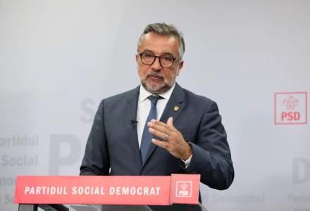 Lucian Romașcanu a fost suspendat din funcția de purtător de cuvânt al PSD