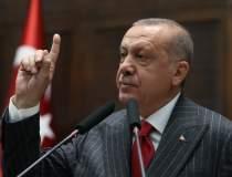 Erdogan anunță că Turcia a...