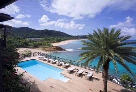 Cum arată luxoasa vilă din Caraibe a lui Giorgio Armani
