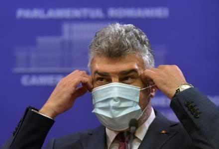 Marcel Ciolacu, noul președinte al Partidului Social Democrat