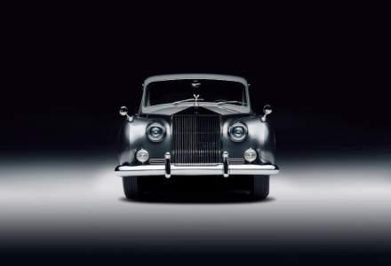 FOTO | Bătrânul Rolls-Royce Phantom V, imaginea luxului absolut