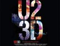 """U2 3D"", primul film digital..."