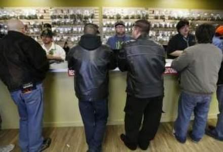 Visa Inc. si Mastercard permit, tacit, cumpararea de marijuana cu plata prin card