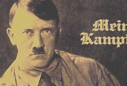 """Cartea """"Mein Kampf"""" in format eBook, in topul vanzarilor de volume in format electronic"""
