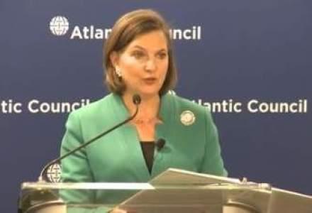 Victoria Nuland: Statele Unite sustin suveranitatea Republicii Moldova