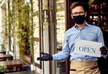 Restaurantele s-ar putea redeschide de la 1 septembrie