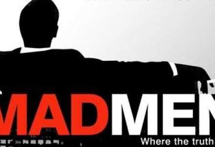 Cel mai cunoscut serial despre publicitate, Mad Men, incepe sezonul 7 pe 13 aprilie