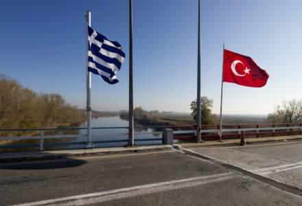 Exerciții militare rivale între Grecia și Turcia în Marea Mediterană