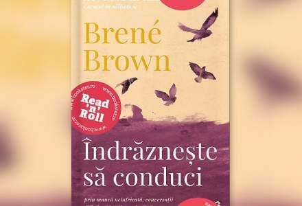 """(P) Lecturi recomandate de biblioteca Bookster - """"Îndrăznește să conduci"""" – Brené Brown"""