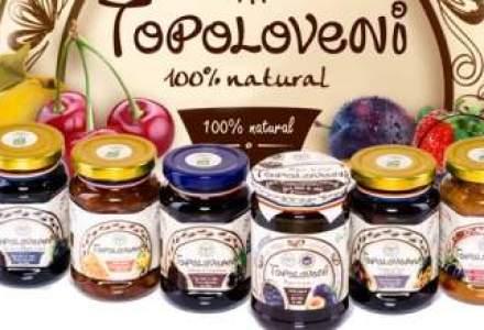 Magiunul de prune Topoloveni, promovat in Orientul Mijlociu si in SUA pe bani europeni