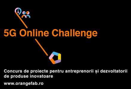5G Online Challenge: Orange caută antreprenori și dezvoltatori de produse inovatoare