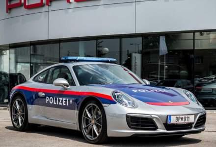 Cele mai tari mașini de poliție din întreaga lume